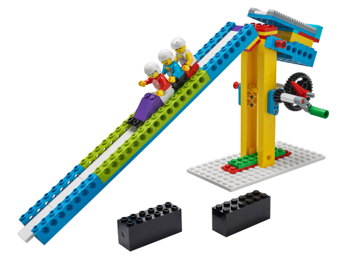 45401 ModDetail 47 - LEGO® Education BricQ Motion Essential Set (Primary)