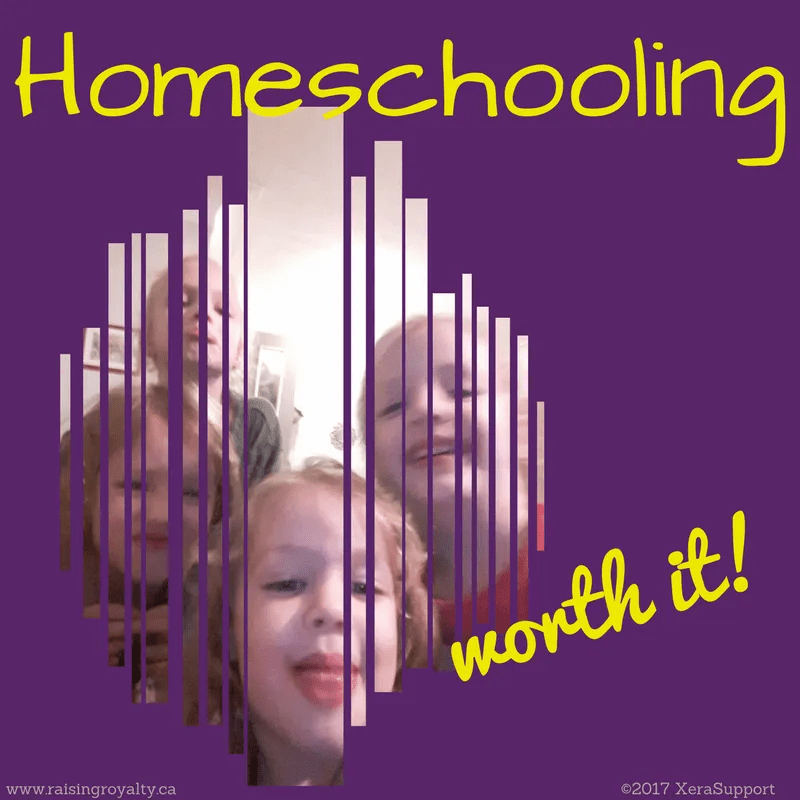 """One of the questions about homeschooling is """"Is homeschooling worth it?"""" As a 10+ year veteran, yes. Yes it's worth it."""