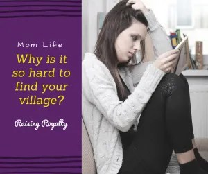Why is it so hard to figure out how to find your village?