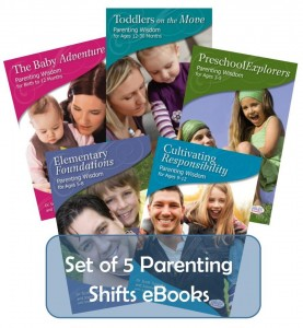 Parenting Shifts eBooks