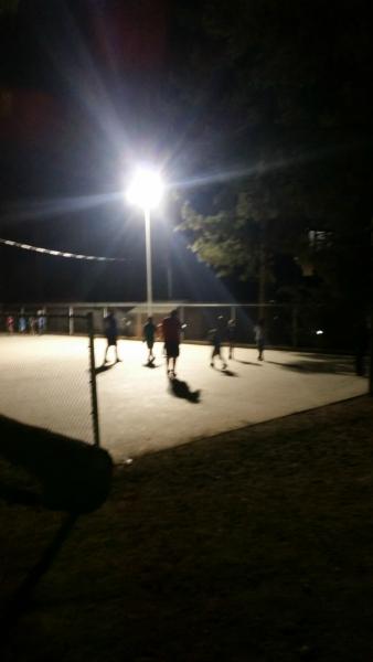 Kids Camp After Dark