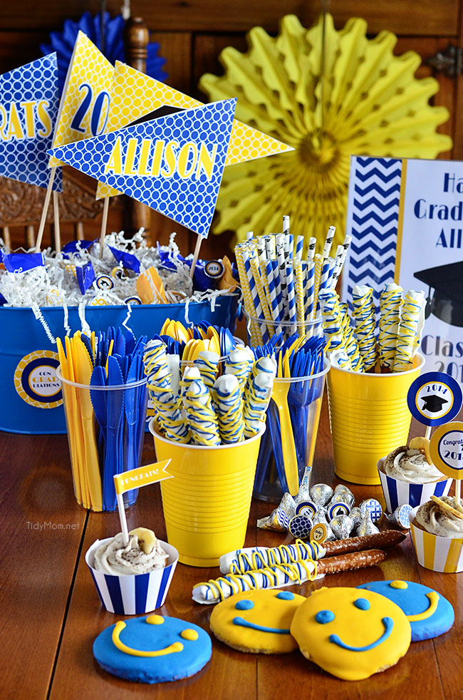 25 Killer Ideas to Throw an Amazing Graduation Party ...