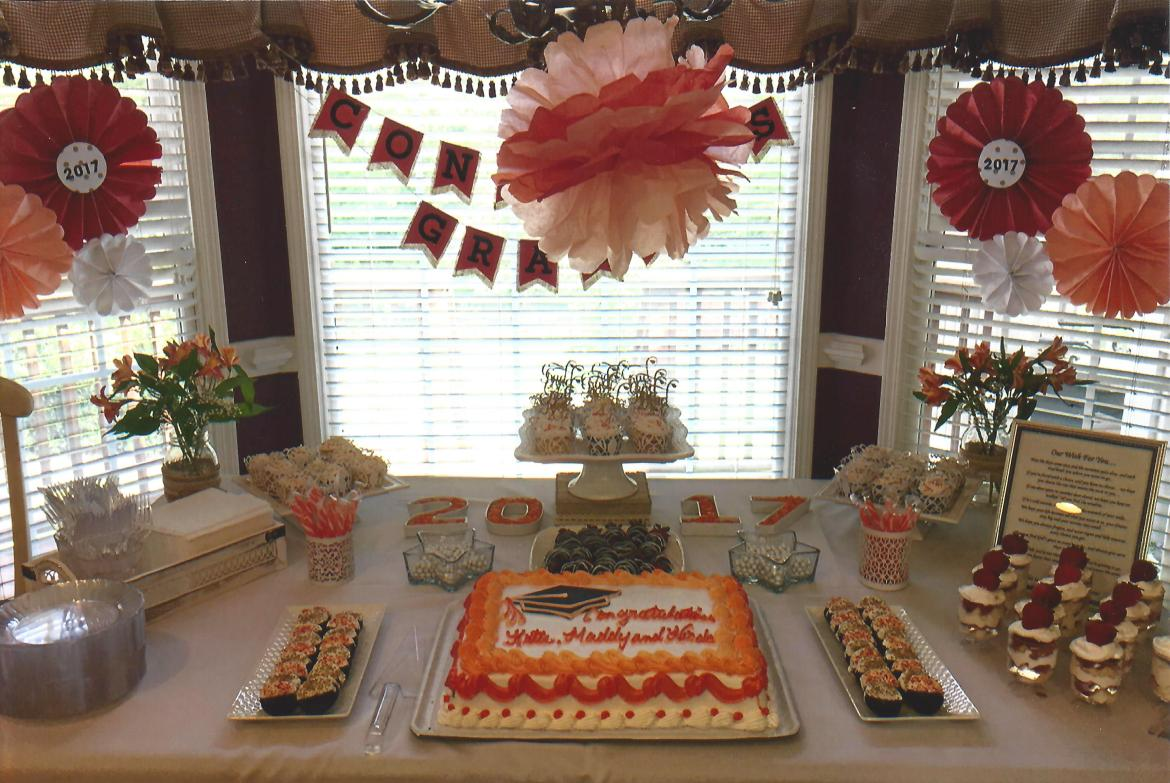 Grad Party Tips and Inspiration to Celebrate Your Senior's Big Day!