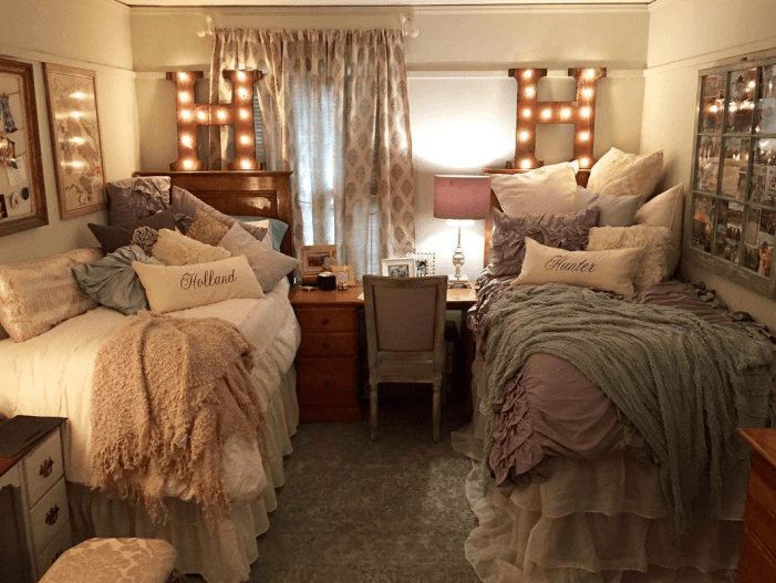 28 Super Cute Dorm Rooms To Get You Totally Psyched For ...
