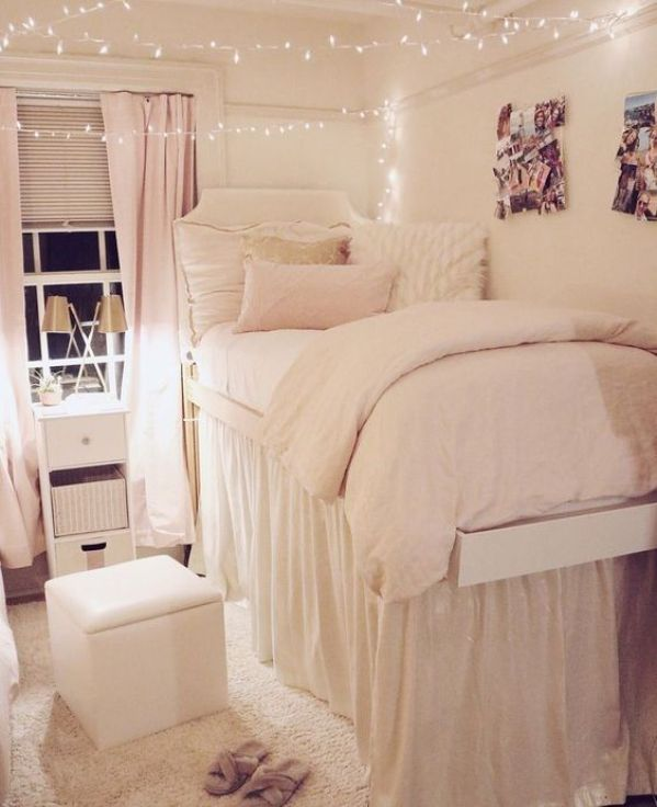 22 Gorgeous Neutral Dorm Room Ideas Raising Teens Today