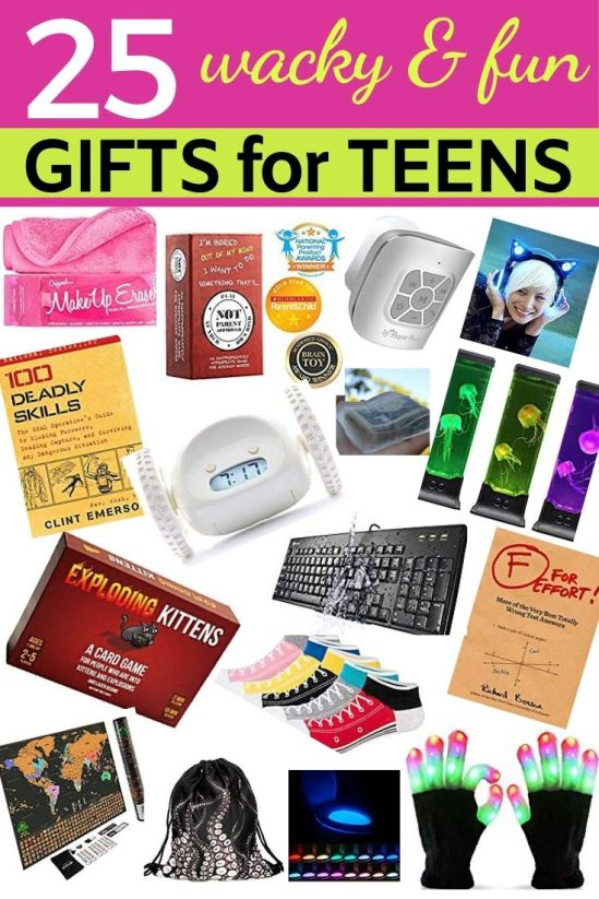 25 Fun Gift Ideas For Teenagers Raising Teens Today