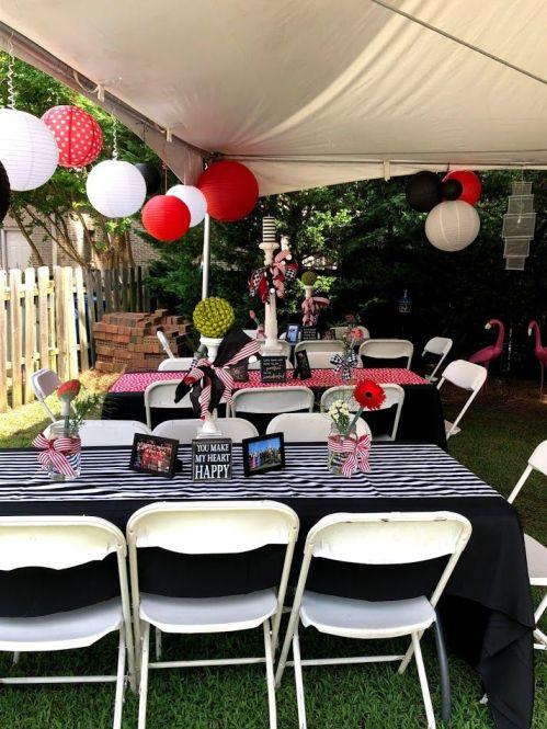Best Outdoor Graduation Party Ideas   33 Outdoor ...