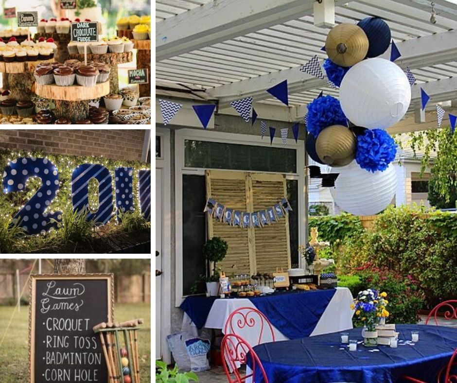 Best Outdoor Graduation Party Ideas 33 Outdoor Graduation Party Ideas Your Guests Will Love Raising Teens Today