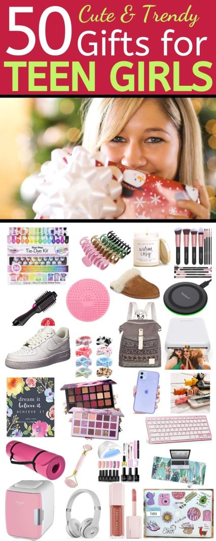 50 Best Gifts For Teenage Girls 2020 Raising Teens Today