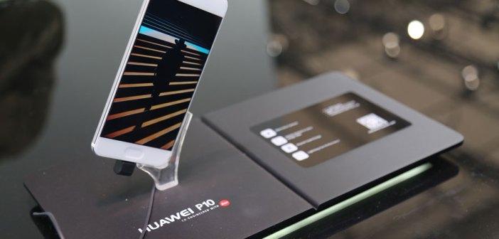 Huawei P10 versus Samsung Galaxy 8