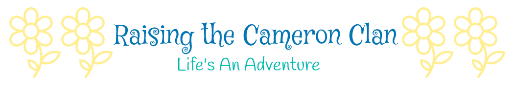 Raising the Cameron Clan