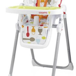 High Chair Egg Swivel Clearance Review Cosatto Highchair Raising The Rings Noodle Dippi Product Colourful Kids Eating Babies Food Weaning