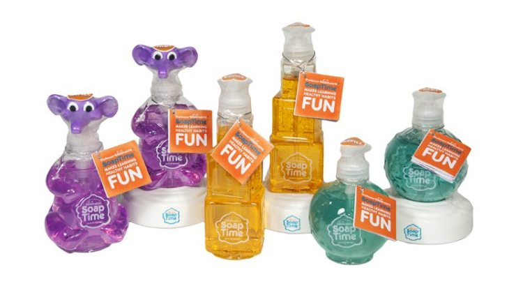 Soap and musical timers