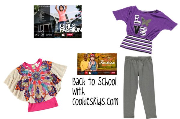 Back to School with CookiesKids.com