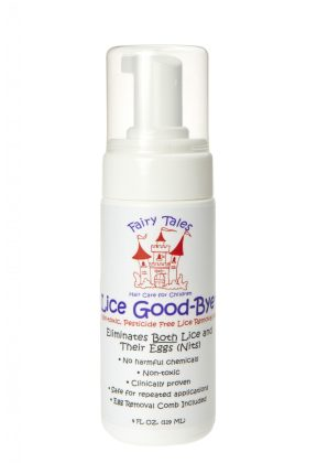 Lice_Good-Bye & Rosemary Repel Giveaway