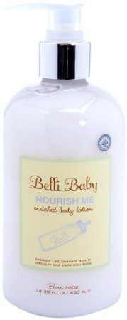 Belli Baby Nourish Me baby lotion