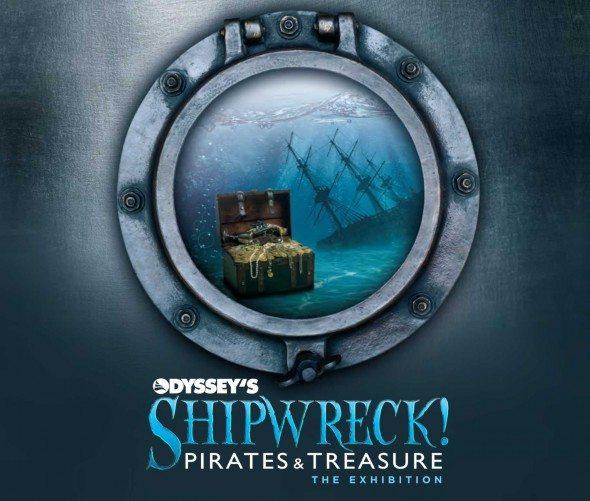 discovery times square Shipwreck! Pirates and Treasure