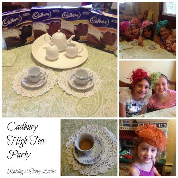 CadburyHigh Tea Collage1