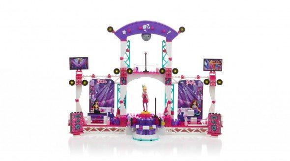 Barbie Stage