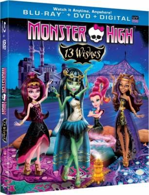 monsterhigh dvd