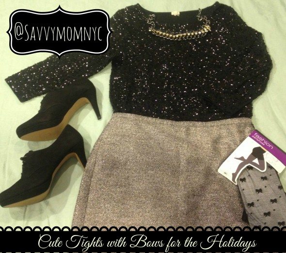 DR tights with bows  #DRpartylegs #cbias #shop