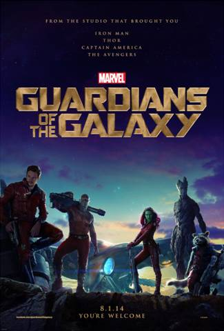 guardians of the Galaxay