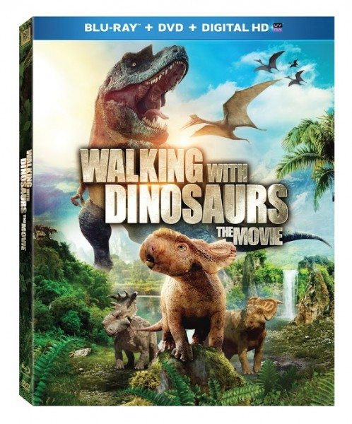 Walking with Dinosaurs Comes to Blu-Ray/DVD March 25th