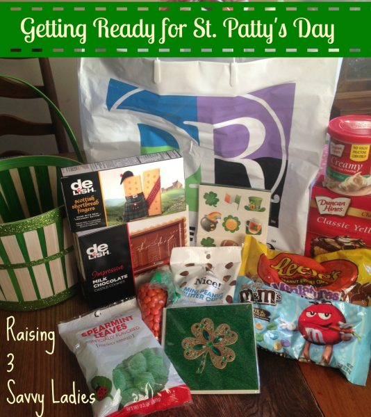 St. Patty's Day with Duane Reade Seasonal #shop