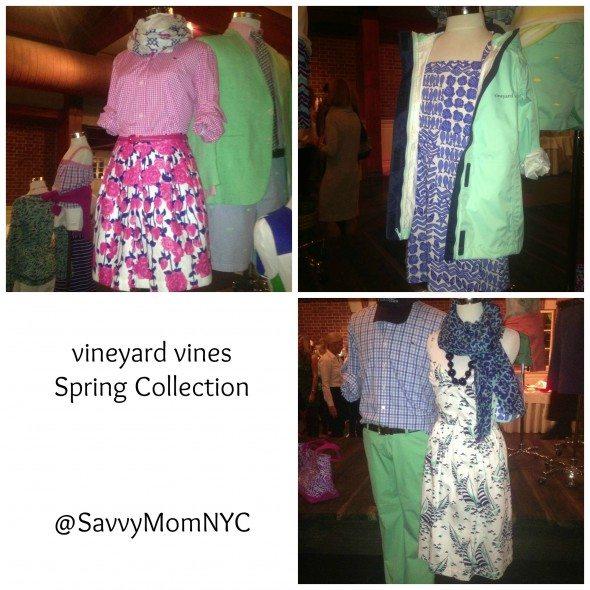 Vineyard Vines Spring Finds Collage