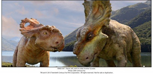 Walking with Dinosaurs arrives March 25 on Blu-Ray DVD