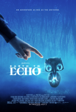 earth to echo opens July 2