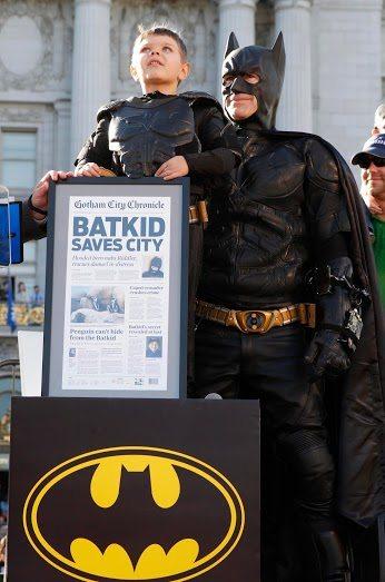 Make A Wish Batkid