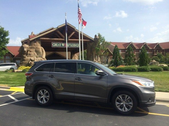 Raising 3 Savvy Ladies Toyota Highlander