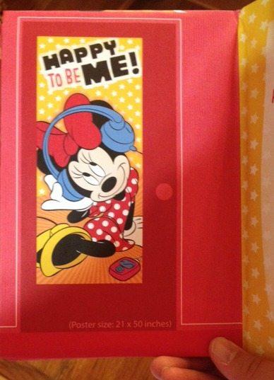 Minnie Hallmark Kids Card
