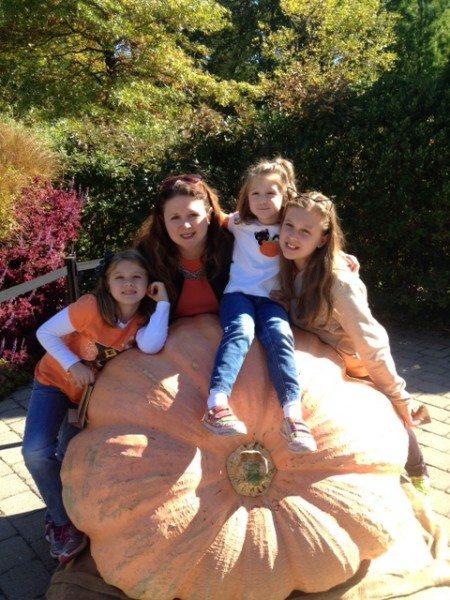 Botanical Gardens pumpkin