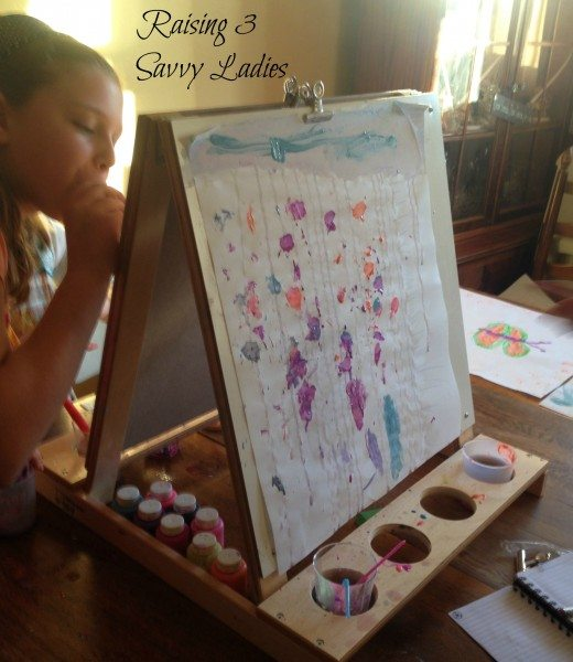 a School Specialty Easel