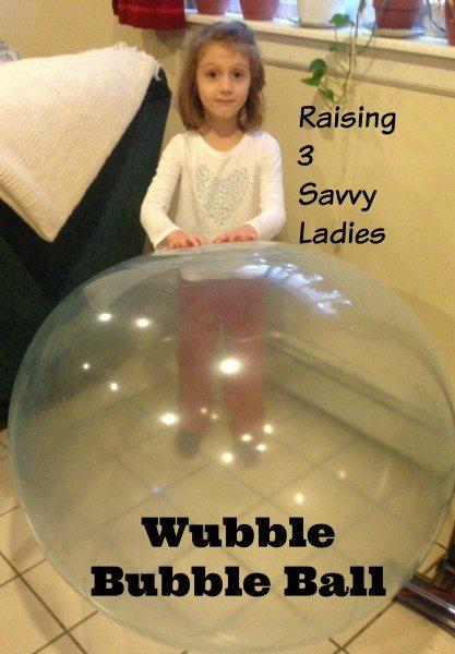 a wubble ball R3SL