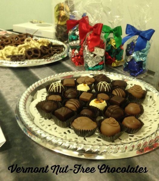 aa vermont nutfree chocolates