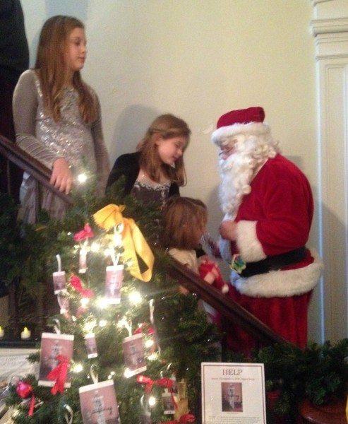 Bartow Pell Santa Experience