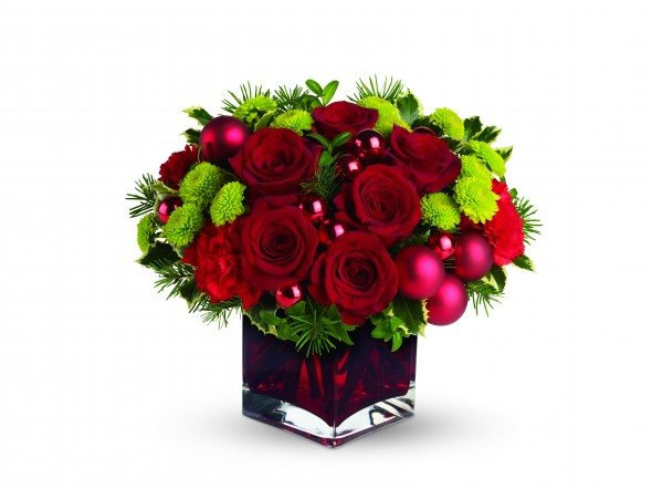Teleflora Merry and Bright_$54.95