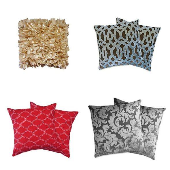 Lush Pillow Collage