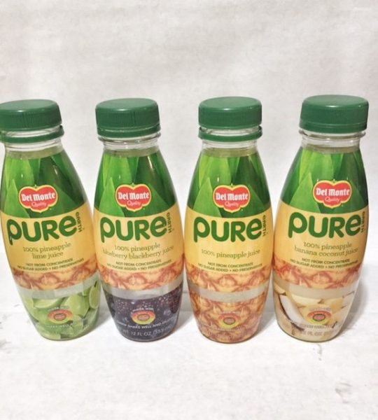 Pure Earth Pineapple Juice