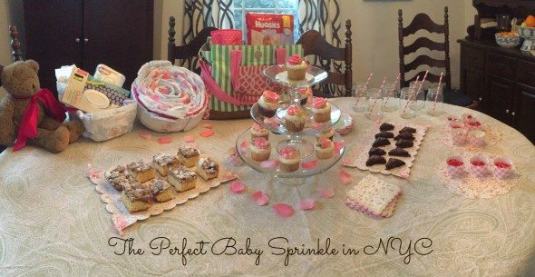 a Perfect Baby Sprinkle NYC