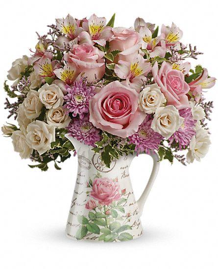 Teleflora Fill My Heart Bouquet