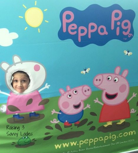Peppa Pig at the Bronx Zoo