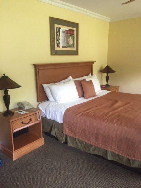 Minerals Resort Room