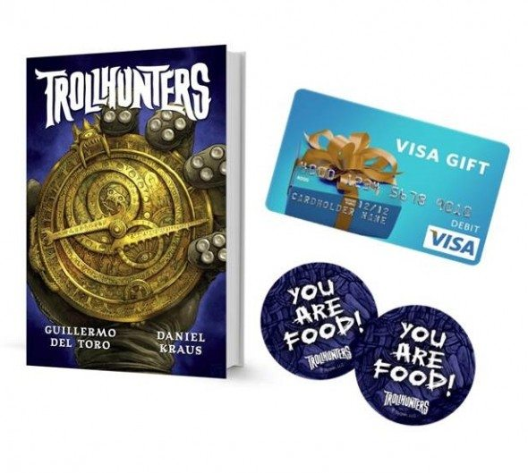 Trollhunters Prize