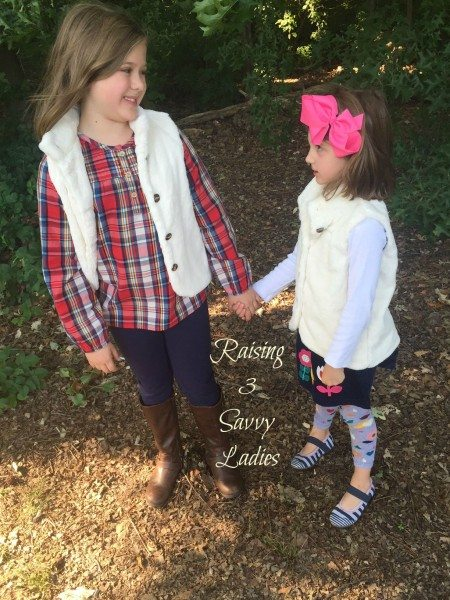 Back to School Hanna Andersson outfits