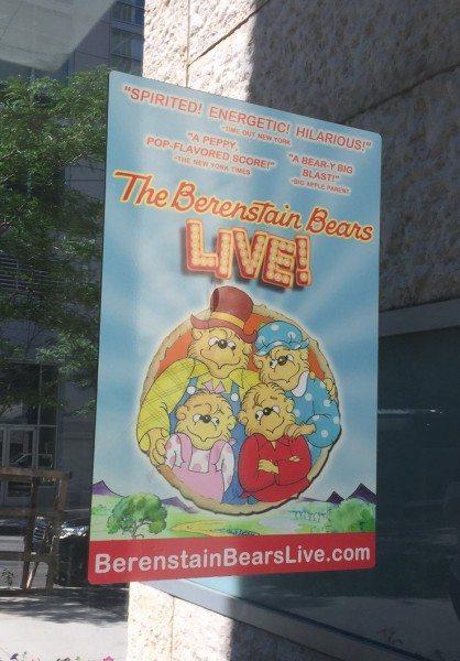 Berenstain Bears Live