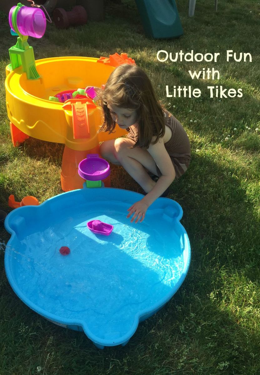 Outdoor Fun With Little Tikes Toys